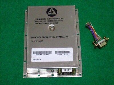 Rubidium Atomic Frequency Standard Fe-5680a 1hz-20mhz