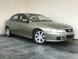 2005 Holden Berlina VZ Green 4 Speed Automatic Sedan Mount Gambier Grant Area Preview