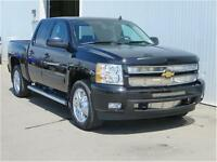 2013 Chev Silverado Crew LTZ 20'S Chrome/Leather/Roof/NAV!