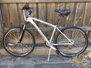 Shogun hybrid - Medium/large frame - ready to ride. $220
