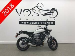 2018 Yamaha XSR 700- Stock#V2882-No Payments For 1 Year**