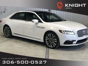 2017 Lincoln Continental Reserve, One Owner, Mint Condition, AWD