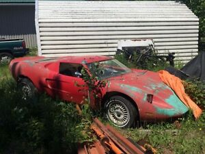 Kit Car Replica Wanted that's lost its way :( we have a home :)
