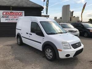 """2010 Ford Transit Connect 114.6"""" XLT w/o rear door glass"""