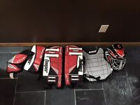 Kid's SHockey Goalie Equipment