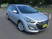 2013 Hyundai i30 GD Tourer Active 1.6 GDi Silver 6 Speed Automatic Wagon Homebush West Strathfield Area Preview