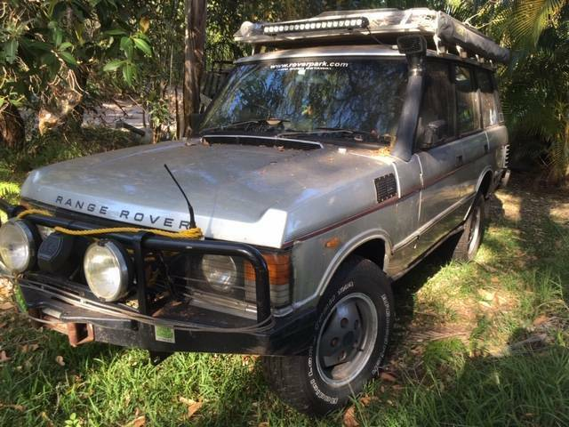 Classic Range Rovers for sale | Cars, Vans & Utes