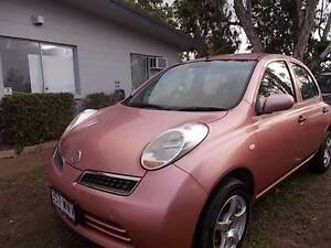 Automatic Nissan Micra 2008 Mount Louisa Townsville City Preview