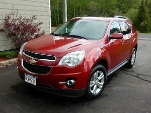2013 Chevrolet Equinox LT SUV, Crossover, AWD, LOW MILEAGE