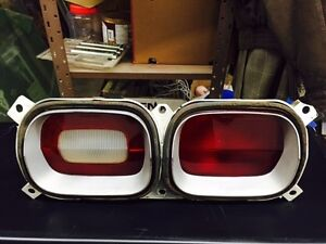 1973 - 1974 Javelin RH Rear tail light   -  very nice