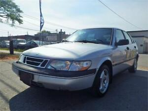 SOLD!!!SAAB 900 S! EXCELLENT CONDITION! CERTIFIED!