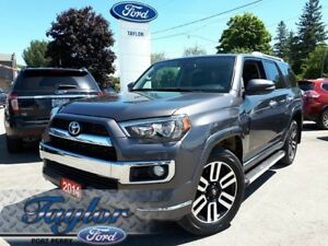 2014 Toyota 4Runner SR5 *LEATHER* *SUNROOF* *TRAILER TOW*