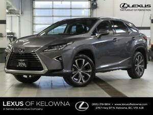 2016 Lexus RX 350 Executive w/Heads Up Display