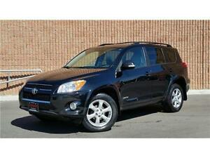 2011 Toyota RAV4 LIMITED 4WD-BACK UP CAMERA-SUNROOF