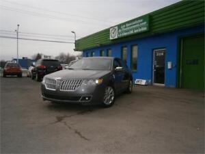 2010 Lincoln MKZ +IMPECCABLE+LUXE ET PERFORMANCE+FINANCEMENT