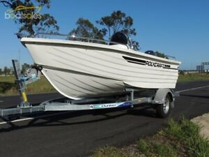 2018 Polycraft 450 Drifter Centre Console Burpengary Caboolture Area Preview