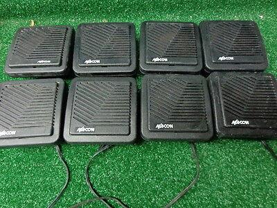 Ge Ericsson Macom Orion M7100 Mobile Radio Speakers Cut Cords No Bkts Lot 8 4