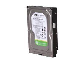 Western Digital WD5000AVVS-63H0B1 500GB HDD