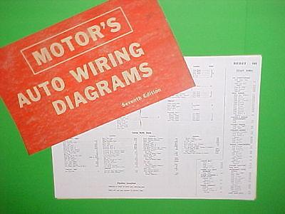 1963 1964 1965 1966 1967 DODGE CHARGER CORONET 880 POLARA MONACO WIRING DIAGRAMS