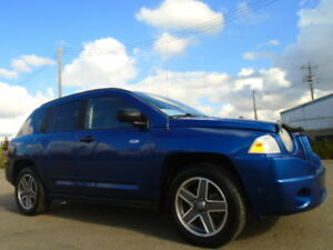 2009 Jeep Compass SPORT-ROCKY MOUNTAIN EDITION-4X4-HEATED SEATS