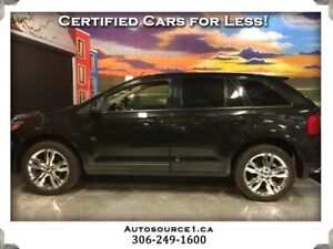 2013 Ford Edge SEL AWD | LOW KM | SUNROOF | NAVI | LEATHER