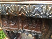 Cast Iron Fire Surround with tiles insert