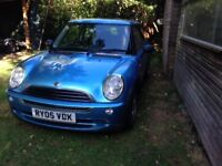 Mini One, Full years MOT, excellent condition, full History