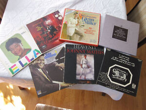 Albums, 45's price reduced! West Island Greater Montréal image 1