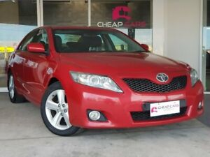 2011 Toyota Camry ACV40R Touring Red 5 Speed Automatic Sedan Brendale Pine Rivers Area Preview