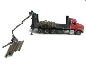 N-Scale-KW-Hi-Rail-Grapple-Truck-for-Model-Railroad-Showcase-Miniatures-59