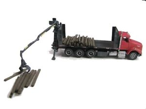 N-Scale-034-KW-034-Hi-Rail-Grapple-Truck-for-Model-Railroad-Showcase-Miniatures-59
