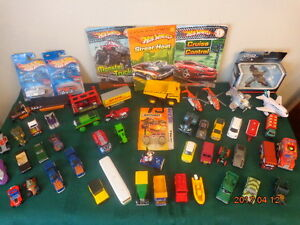 Planes, Trains and Automobiles!  Toy Vehicle Collection for $18!