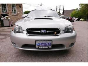 2005 Subaru Legacy GT -- Turbo -- One year warranty