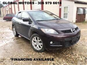 2007 MAZDA CX7 GT -AWD - LEATHER - FINANCING AVAILABLE