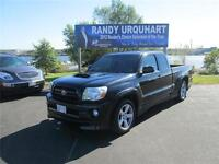 2006 Toyota Tacoma X-Runner V6 - Low KMs, aftermarket GPS and st