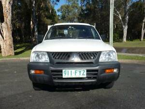 2005 Mitsubishi Triton Ute 2 WHEEL DRIVE with VERY LONG REGO Southport Gold Coast City Preview