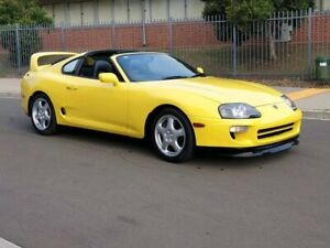 Wanted: WTB TOYOTA SUPRA AERO TOP Auto manual unfinished project any color mus
