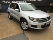 2012 Volkswagen Tiguan 5NC MY12 118 TSI (4x2) Silver 6 Speed Manual Wagon Islington Newcastle Area Preview