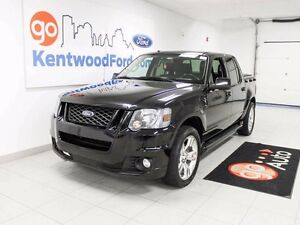 2010 Ford Explorer Sport Trac Limited, AWD, Leather with Moonroo