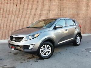 2013 Kia Sportage LX-FULL OPTIONS-ONLY 48KM