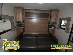 NEW 2016 Forest River Micro Lite 19 FD Travel Trailer Windsor Region Ontario image 6