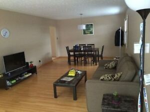 Basement room for rent close to university available March 1st.