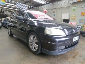 2002 Holden Astra TS SRi 5 Speed Manual Hatchback Mordialloc Kingston Area Preview