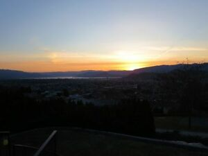Weekly July & Aug Furnished Master Room  5 min. - UBCO, Airport