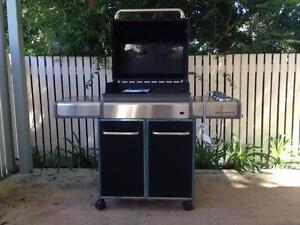 Weber Genesis Natural gas grill East Toowoomba Toowoomba City Preview