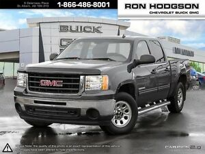 2010 GMC Sierra 1500 CREW CAB 4X4 ONE OWNER