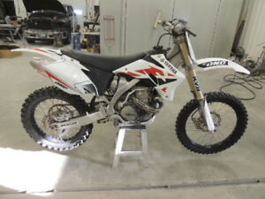 Yamaha YZ450F For Sale