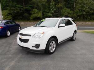 2014 CHEVROLET EQUINOX LT AWD...LOADED!! FACTORY REMOTE STARTER!