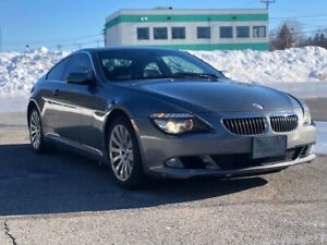 2008 BMW 650 Coupe- $10,300