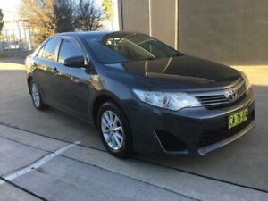 2014 Toyota Camry ASV50R Altise Sedan 4dr Spts Auto 6sp, 2.5i Grey Sports Automatic Sedan Villawood Bankstown Area Preview